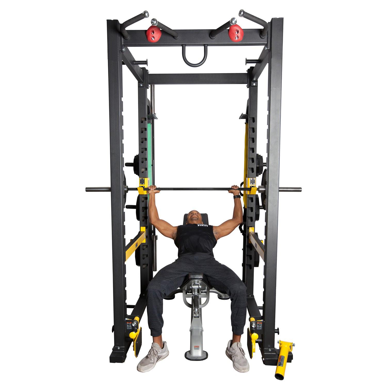 Fitness First Power Rack for Enhanced Performance