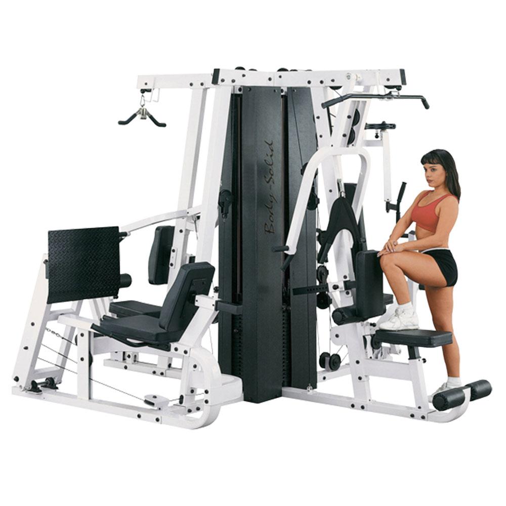 Body Solid Gym System