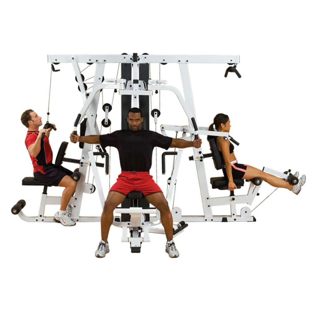 Body Solid Gym Systme
